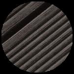 Terassilauta Juma Deck -komposiitti - tummanharmaa